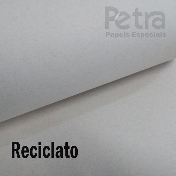 Papel Reciclato  180g/m² A4 pacote com 125 folhas