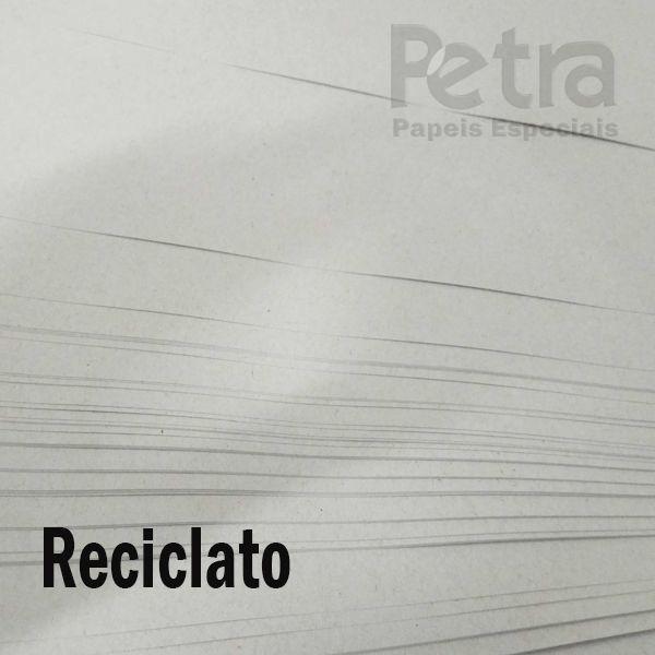 Papel Reciclato  240g/m² A3 pacote com 125 folhas