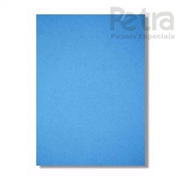 Papel  Sublimatico A4 Fundo Azul com 100 folhas
