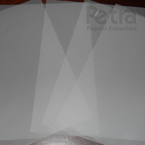 Papel Vegetal  A4 ‐ 180 g/m2 - 100 Folhas