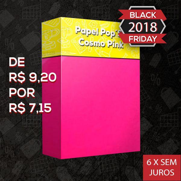 Pop Set Cosmo Pink  - Tam. A4 -170g/m² - 20 folhas