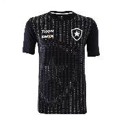 Camisa Botafogo Concentração Técnica 2018/19 - Original
