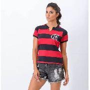 Camisa Flamengo Flatri Feminina - Braziline