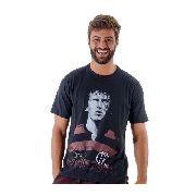 T-Shirt Ídolo Flamengo Masculina - Braziline