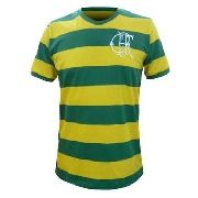 T-Shirt Masculina Flamengo \ Brasil - Braziline