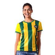 Camisa Botafogo / Brasil Feminina Braziline - 2018