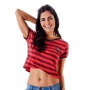 CroPPed Feminino Meet Flamengo - Braziline
