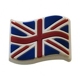 Jibbitz Broche Bandeira Great Britain - Crocs