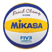 Bola Oficial de Volêi de Praia Mikasa Vls 300