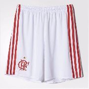 d43d2783ee9ee Bermuda Flamengo Adidas Infantil - Oficial 2018