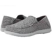 Sapato Crocs Masculino Santa Cruz 2 Original Charcoal\Grey