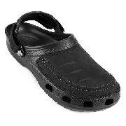 Sandália Crocs Yukon Vista Clog Black + Nfe