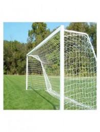 Rede Spitter Futebol de Campo Simples Branco - Fio 3
