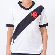 Camisa Vasco Expresso T-Shirt Infantil - Braziline