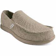 Sapato Crocs Masculino Santa Cruz Original - Khaki + Nfe