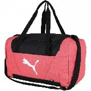 Mala Puma Fundamentals Sports Bag M - paradise Pink