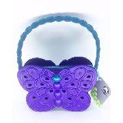 Bolsa Infantil Butterfly Crocs Ultraviolet