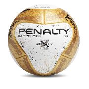 Bola Penalty Campo Pró Oficial Finais dourada 00bc9bdee7fbe