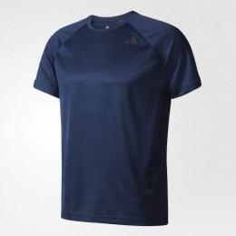 Camisa Training D2M Adidas Azul Marinho
