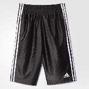 Short Basic Short 4 Adidas - Preto - GG