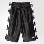 Short Basic Short 4 Adidas - Preto - G