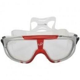 Óculos Natação Hammerhead Triathlon- Vermelho com Cinza