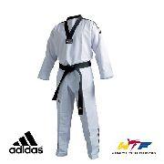 Kimono Adulto dobok Fighter Taekwondo 3S Adidas 2017 - 200