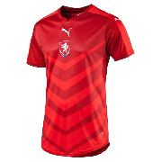 Camisa Czech Republic - Original Puma - Fifa