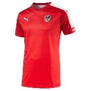 Camisa Seleção Áustria - Original Puma - Fifa