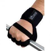 Luva Musculação com Munhequeira Hook - P