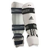 Protetor de Canela com Pé Adidas Taekwondo Wtf - G