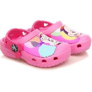 Sandália Crocs Infantil X Cc Minnie Colorb Lock Clog K Party