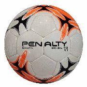 Bola Penalty Brasil 70 Campo R1 - Branca / Laranja