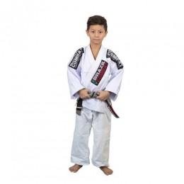 Kimono Infantil Xtra-Lite Branco - Brazil combate