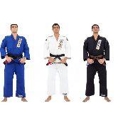 Kimono Trançado Master Jiu Jitsu - Torah