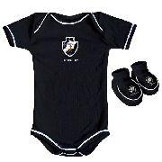 Body Infantil Masculino Torcida Baby - Vasco