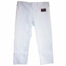 Calça Kimono Ripstop Judo / Jiu Jitsu - Brazil combat - Branco