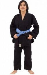 Kimono combate Kids - Judo / Jiu Jitsu - Torah - Preto