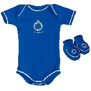 Body Infantil Masculino Torcida Baby - Cruzeiro