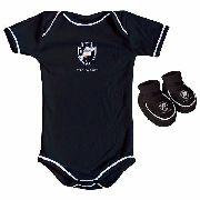 Body Infantil Masculino Torcida Baby - Vasco - G