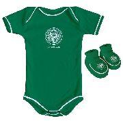 Body Infantil Torcida Baby - Palmeiras