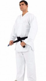Kimono Iniciante Infantil- Judo/Jiu Jitsu - Torah - Branco