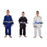 Kimono Infantil - Refor. Judo / Jiu-Jitsu  Haganah - Titanes
