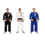 Kimono Trançado Plus Jiu Jitsu - Torah