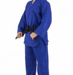 Kimono Reforçado - Judo/Jiu Jitsu - Torah - Azul - A5