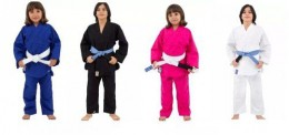 Kimono Infantil - Refor Judo / Jiu-Jitsu - combat Kids Torah