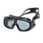 Óculos Natação Hammerhead Extreme Triathlon Fume-Preto