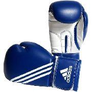 Luva Boxe Adidas Training Glove Diagonal Azul