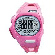 Relógio Asics Race Regular - Original - Rosa