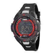 Relógio Speedo Essential 65020G0Ebnp2 Digital Masculino